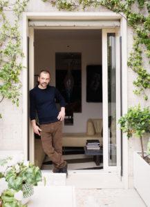 Designer Mattia Frignani
