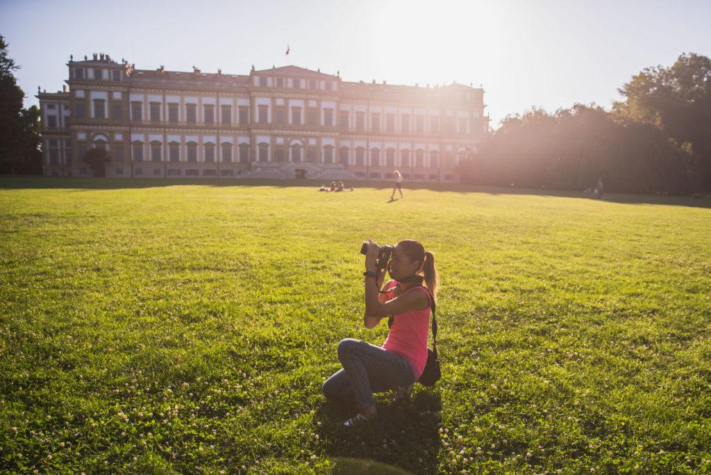 Monza Villa Reale Corso di Fotografia